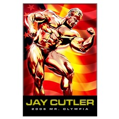 NEW JAY CUTLER Posters