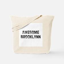 Awesome Brooklynn Tote Bag