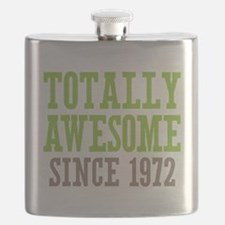 Totally Awesome Since 1972 Flask