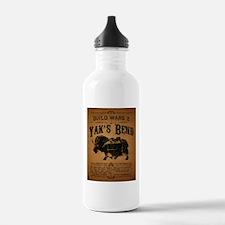 Yaks Bend Logo Water Bottle