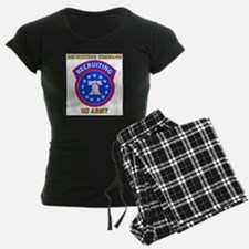 SSI - Army - Recruiting Command with Text Pajamas