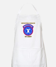 SSI - Army - Recruiting Command with Text Apron