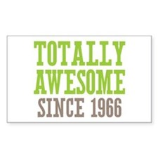 Totally Awesome Since 1966 Decal