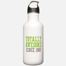Totally Awesome Since 1965 Water Bottle