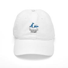 Fast Butt (Blue) Baseball Cap
