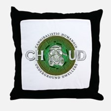 CHUD Throw Pillow