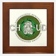 CHUD Framed Tile