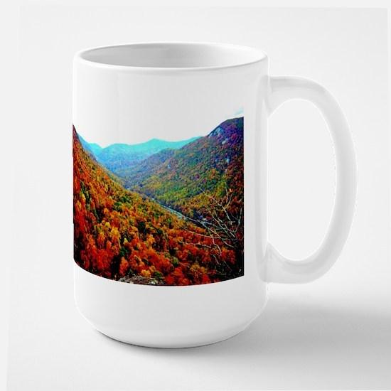 Through The Mountains Mug