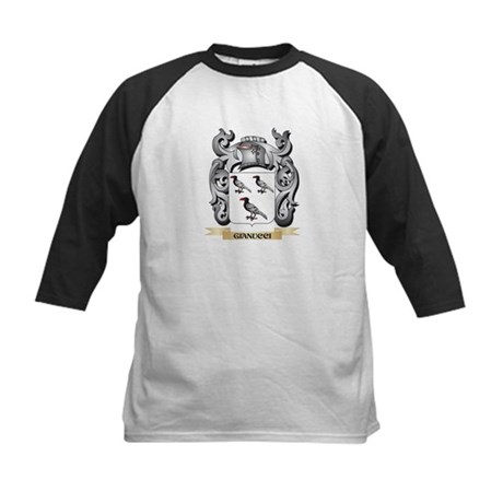Gianucci Coat of Arms - Family Cre Baseball Jersey