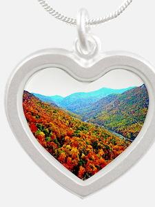Through The Mountains Necklaces