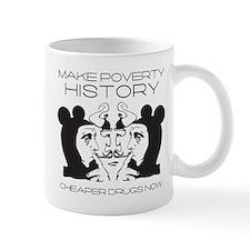 Make Poverty History Mug