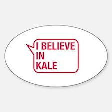 I Believe In Kale Bumper Stickers