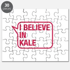 I Believe In Kale Puzzle