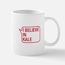 I Believe In Kale Mug