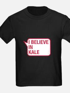 I Believe In Kale T-Shirt