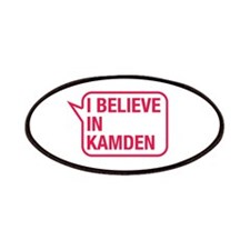 I Believe In Kamden Patches