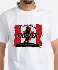 Freedom Fighter Canada T-Shirt