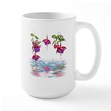 Flower Fuchsia Faerie Mug