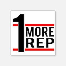 1 More Rep Sticker