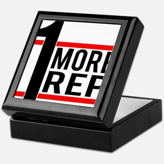 1 More Rep Keepsake Box