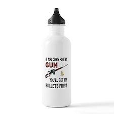 GUN Water Bottle