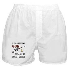 GUN Boxer Shorts