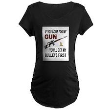 GUN Maternity T-Shirt