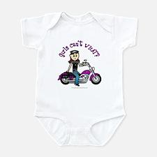 Light Biker Infant Bodysuit