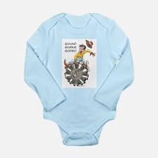 Round Engine Rodeo Body Suit