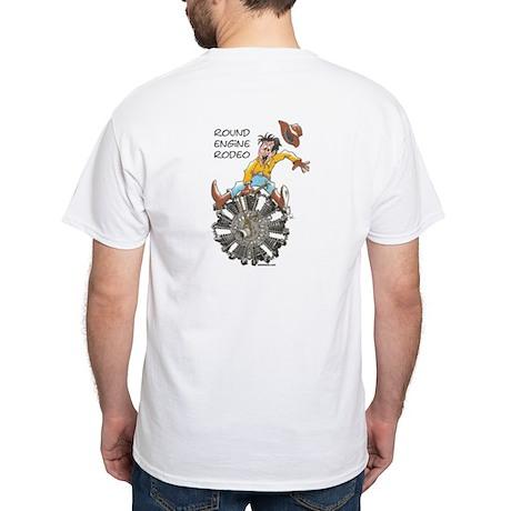 Round Engine Rodeo T-Shirt