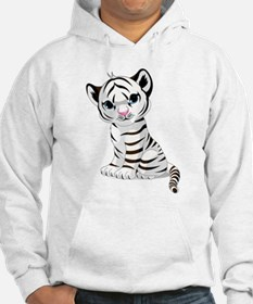 Baby White Tiger Hoodie