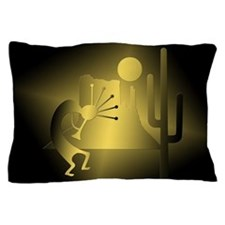 Midnight Regal Kokopelli Sets Pillow Case