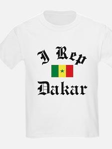 I rep Dakar T-Shirt