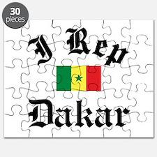 I rep Dakar Puzzle