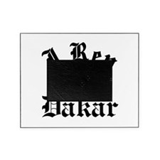 I rep Dakar Picture Frame