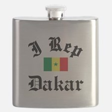 I rep Dakar Flask