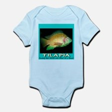 Tilapia Infant Bodysuit