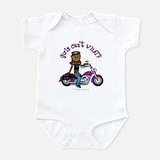 Dark Biker Infant Bodysuit