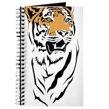 Tiger Face Journal