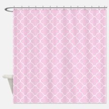 blush pink shower curtains blush pink fabric shower