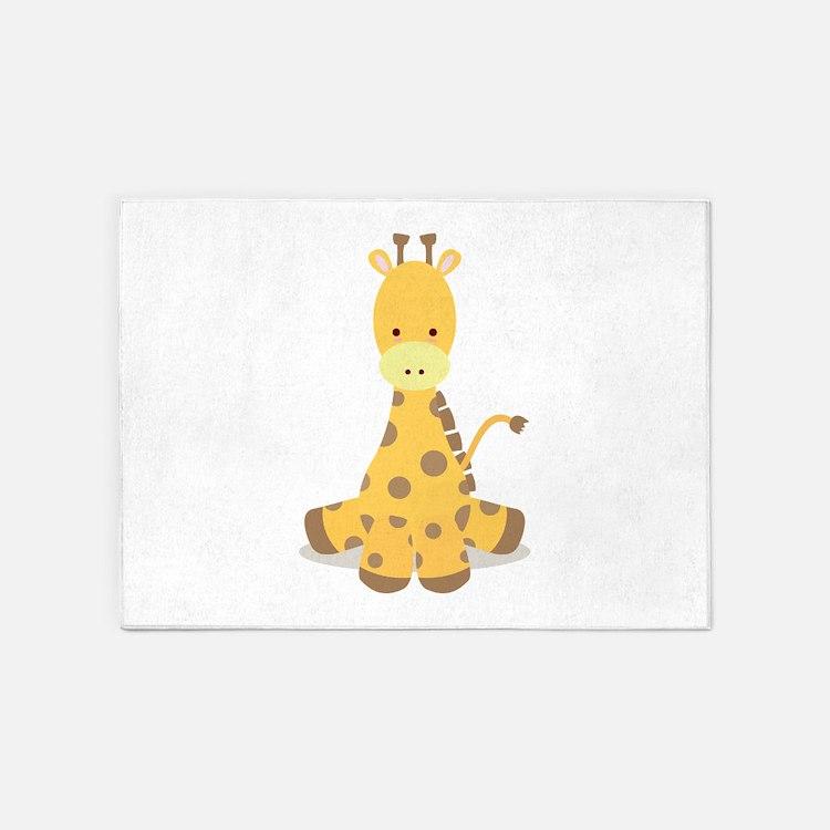 Baby Giraffe Rugs, Baby Giraffe Area Rugs