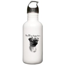 BrusselHappy.png Water Bottle