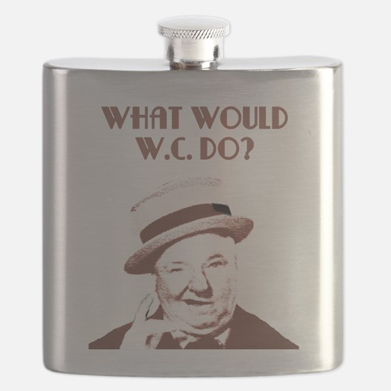 What would W.C. do? Flask
