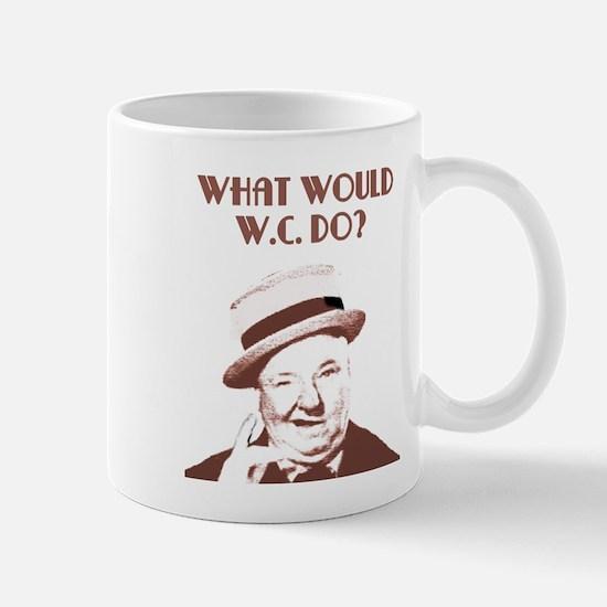 What would W.C. do? Mug