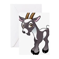 Baby Goat Greeting Cards (Pk of 20)