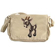 Baby Goat Messenger Bag