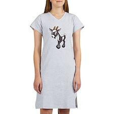 Baby Goat Women's Nightshirt