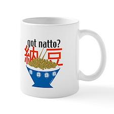 """Got natto?"" Mug"