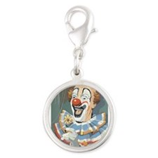 Painted Clown Charms