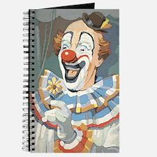 Painted Clown Journal